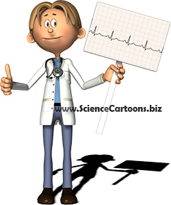 Cartoon_EKG_ECG_Sinus